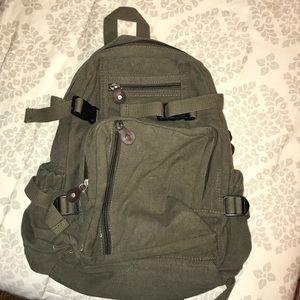 Mini army backpack